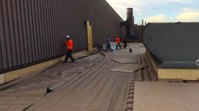 Commercial Roofing Windsor